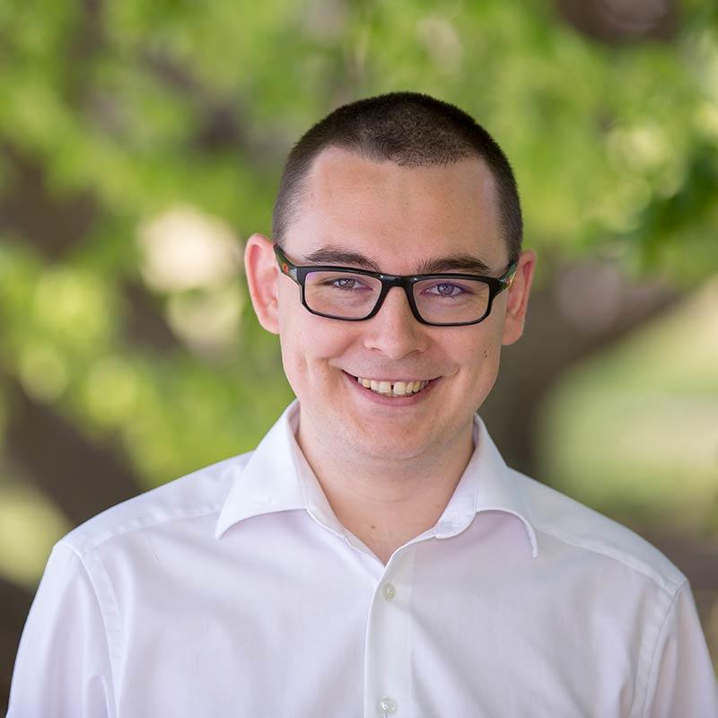 Martin Nussbaumer Projektadministrator Glasfasertechnik
